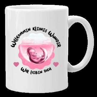 Schwangerschaft Tasse